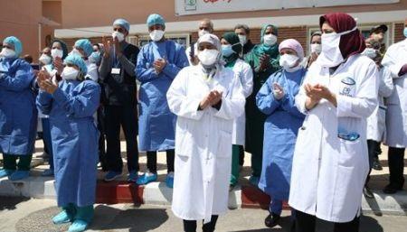 Covid-19/Maroc: 38 nouveaux cas confirmés, 41 nouvelles rémissions, aucun décès