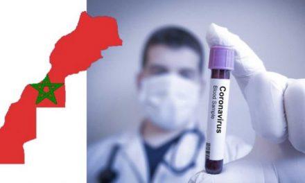 Coronavirus/Maroc: 106 nouveaux cas confirmés, 17  guérisons et 2 décès