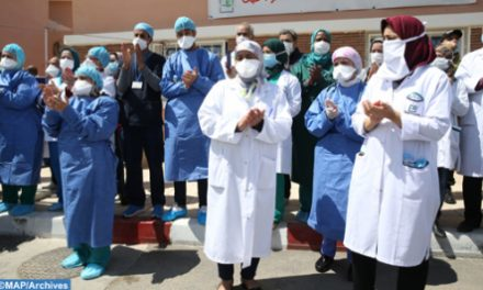 Covid-19/Maroc: Le bilan passe à 2.283 cas confirmés, dont 249 guérisons et 130 décès