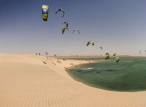 Dakhla, entre mer et désert 8