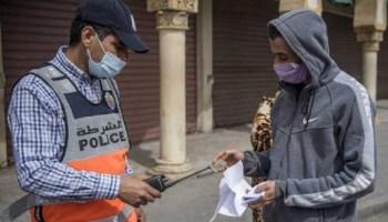 Etat d'urgence sanitaire : 4.222 individus interpellés au cours des dernières 24h