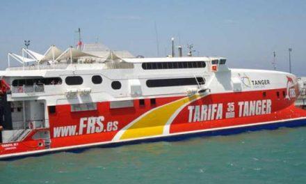 Trafic Maritime: Plus de 40 000 tonnes de marchandises transportées par FRS depuis le début de l'état d'urgence sanitaire