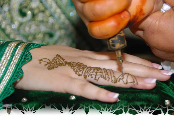 La cérémonie du henné 2