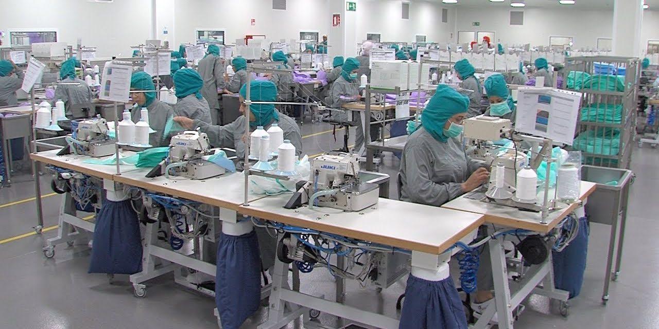 Covid-19 : Le Marocain Lamatem fournit l'Etat en produits de textile médical