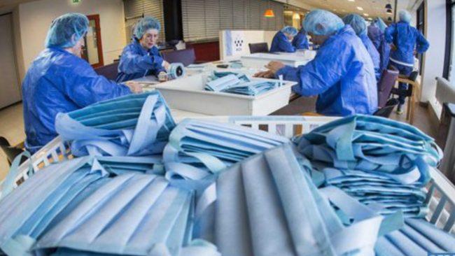 Covid-19 : La fabrication des masques en tissu non tissé soumise à l'obligation normative