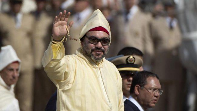 le Roi accorde sa Grâce Royale au profit de 5.654 détenus