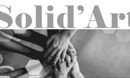 """COVID-19: """"SOLID'ART"""" AU SERVICE DU FONDS SPÉCIAL"""