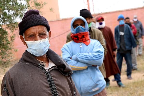 COVID-19/Maroc : 5,1 millions de familles ont bénéficié des aides du Fonds spécial