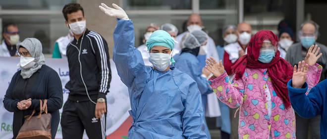 Covid-19/ Maroc: 37 nouveaux cas, 112 guérisons