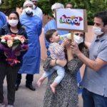 Coronavirus: 15 nouvelles guérisons, dépassant ainsi le nombre de décès