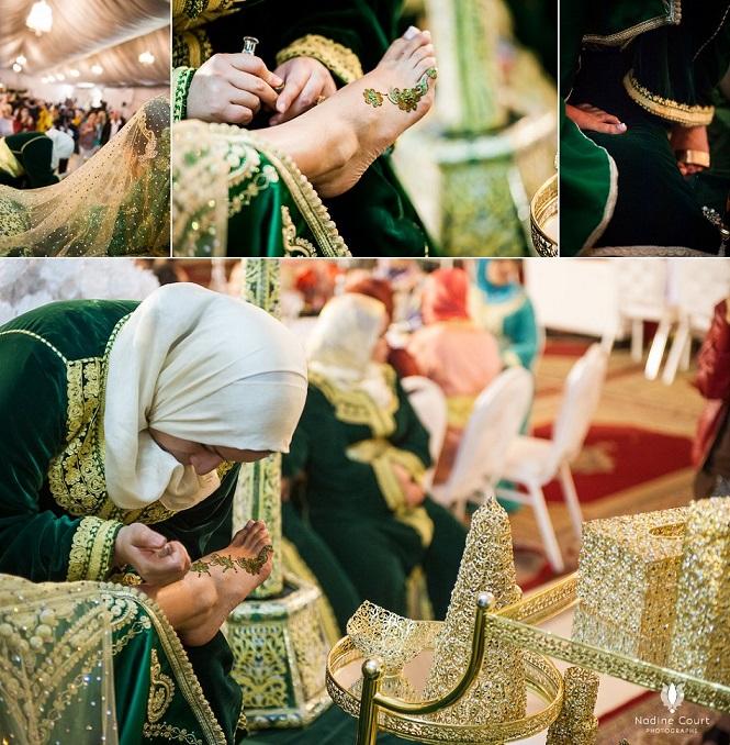La cérémonie du henné 1