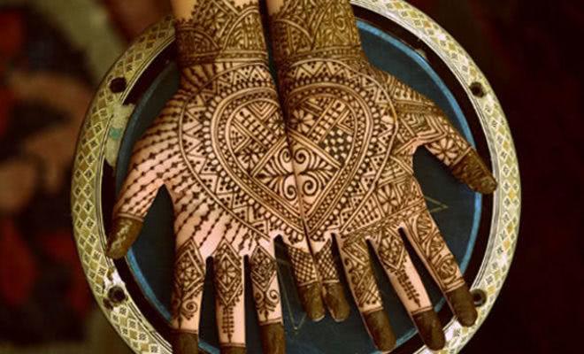 La cérémonie du henné 17