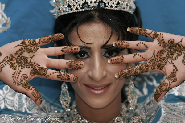 La cérémonie du henné 9