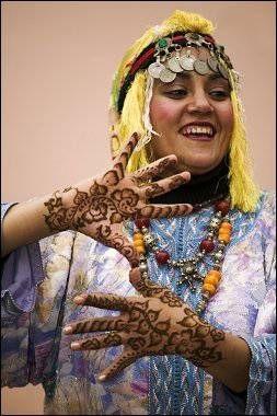 La cérémonie du henné 18