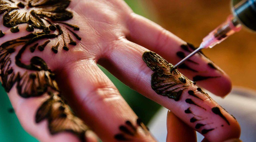 La cérémonie du henné 12