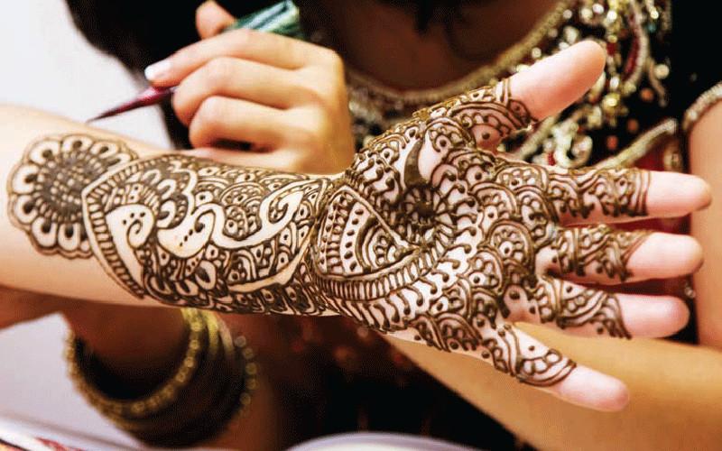 La cérémonie du henné 5