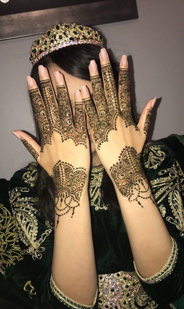 La cérémonie du henné 7
