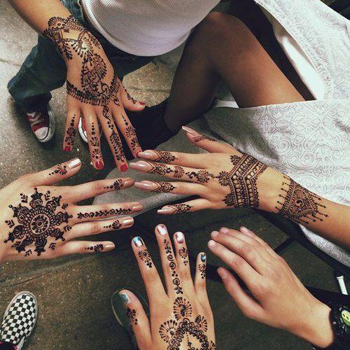 La cérémonie du henné 8