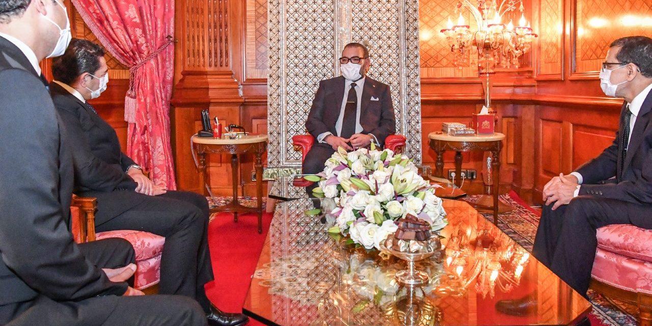 Le Roi Mohammed VI propose une initiative africaine contre la pandémie du coronavirus