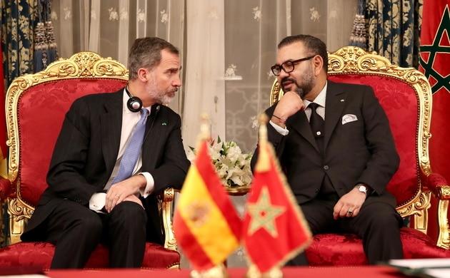 Coronavirus: la solidarité internationale au menu d'un entretien téléphonique entre Felipe VI et Mohammed VI