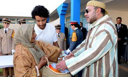 """Maroc/ le Roi lance l'Opération de distribution alimentaire """"Ramadan 1441"""" en faveur de 600.000 familles démunies"""