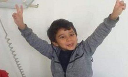 Ziad, 8 ans, contaminé au Coronavirus a quitté l'hôpital