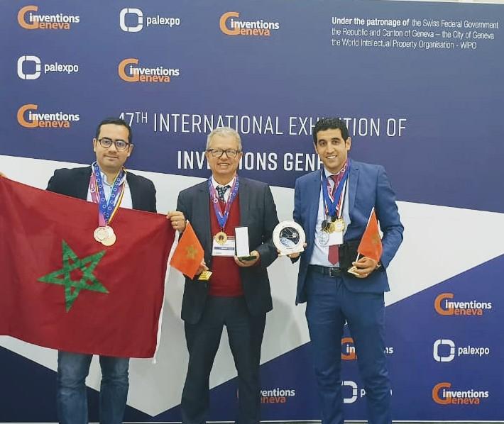 Le Maroc décroche trois médailles lors du Salon international des inventions ASIANINVENT