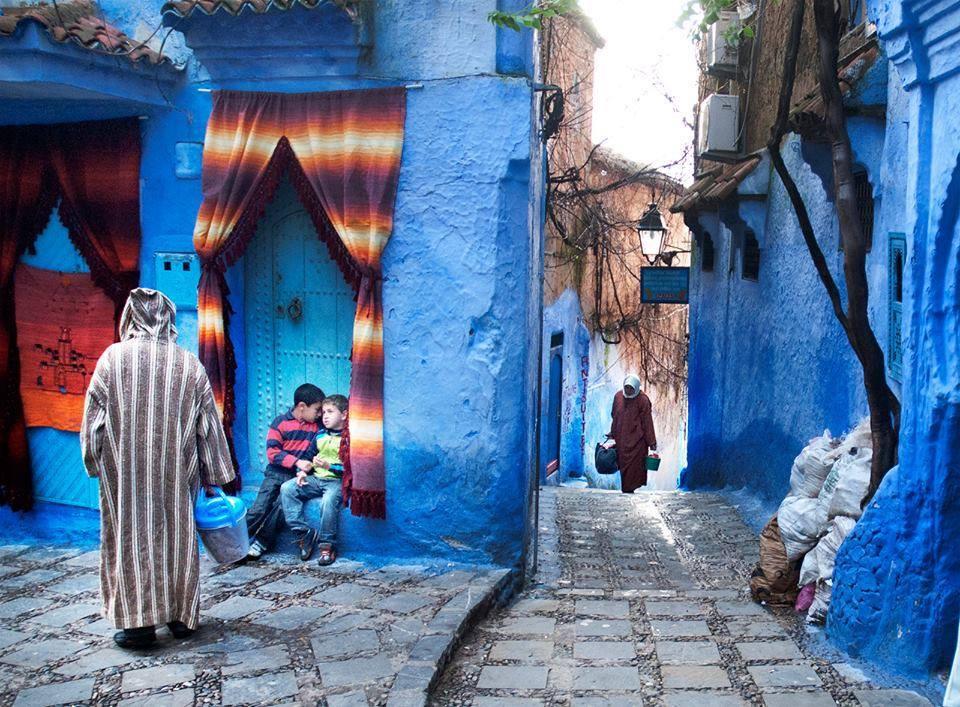 CHEFCHAOUEN, LA PERLE BLUE DU MAROC 8