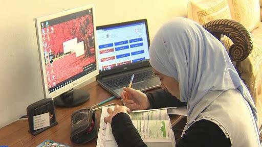Le Maroc lance un sondage pour évaluer l'opération de l'enseignement à distance