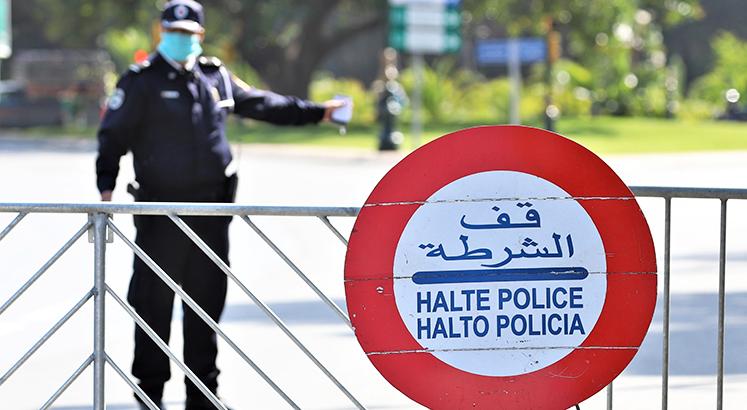 Violation de l'état d'urgence sanitaire : 49.274 personnes poursuivies en justice