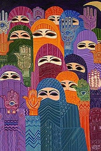 kamsa o la Main de fatma, un porte bonheur en Afrique du Nord 5