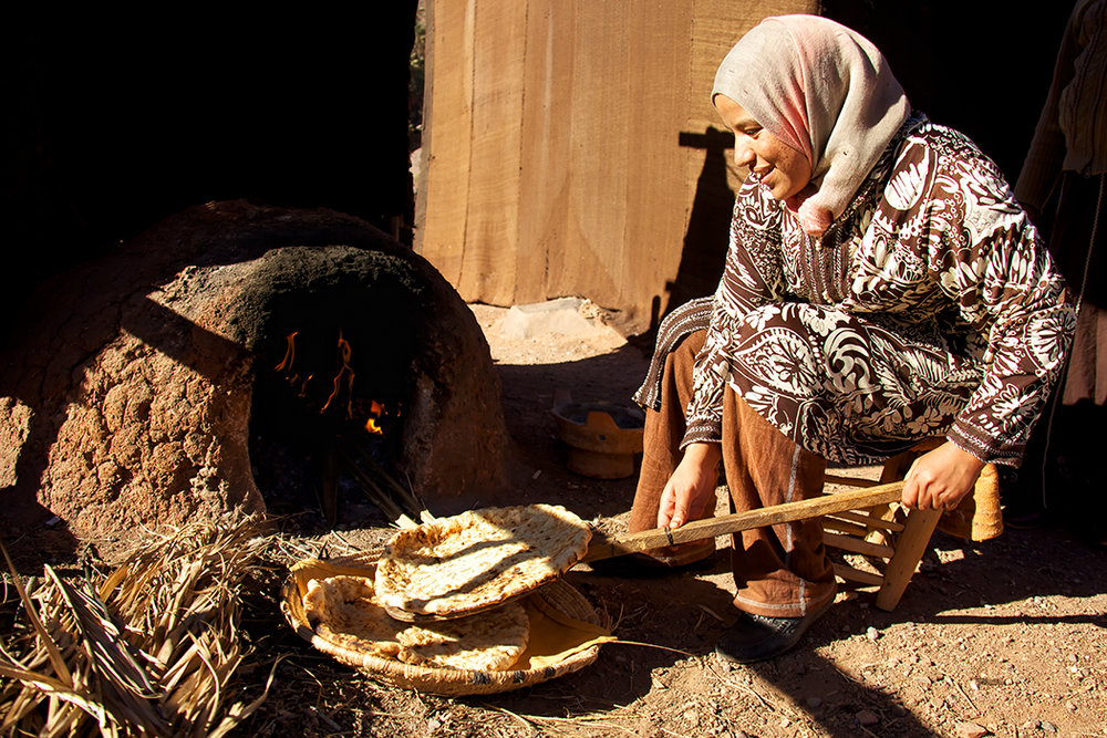 Le four traditionnel, une activité ancestrale 10