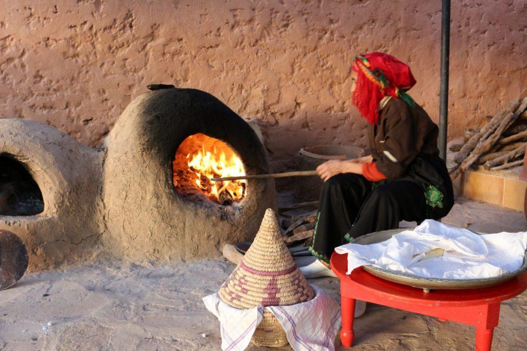Le four traditionnel, une activité ancestrale 15
