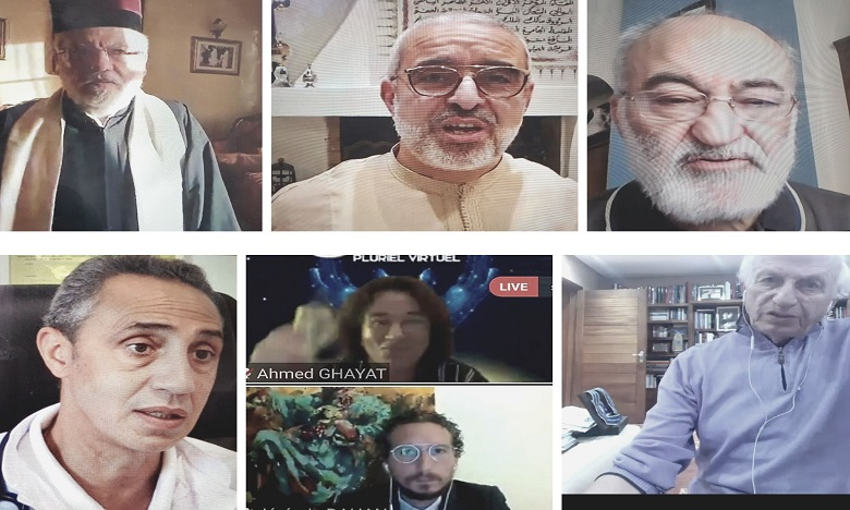 """Covid-19: Musulmans, juifs et chrétiens réunis autour d'un """"Ftour Pluriel"""" virtuel 1"""
