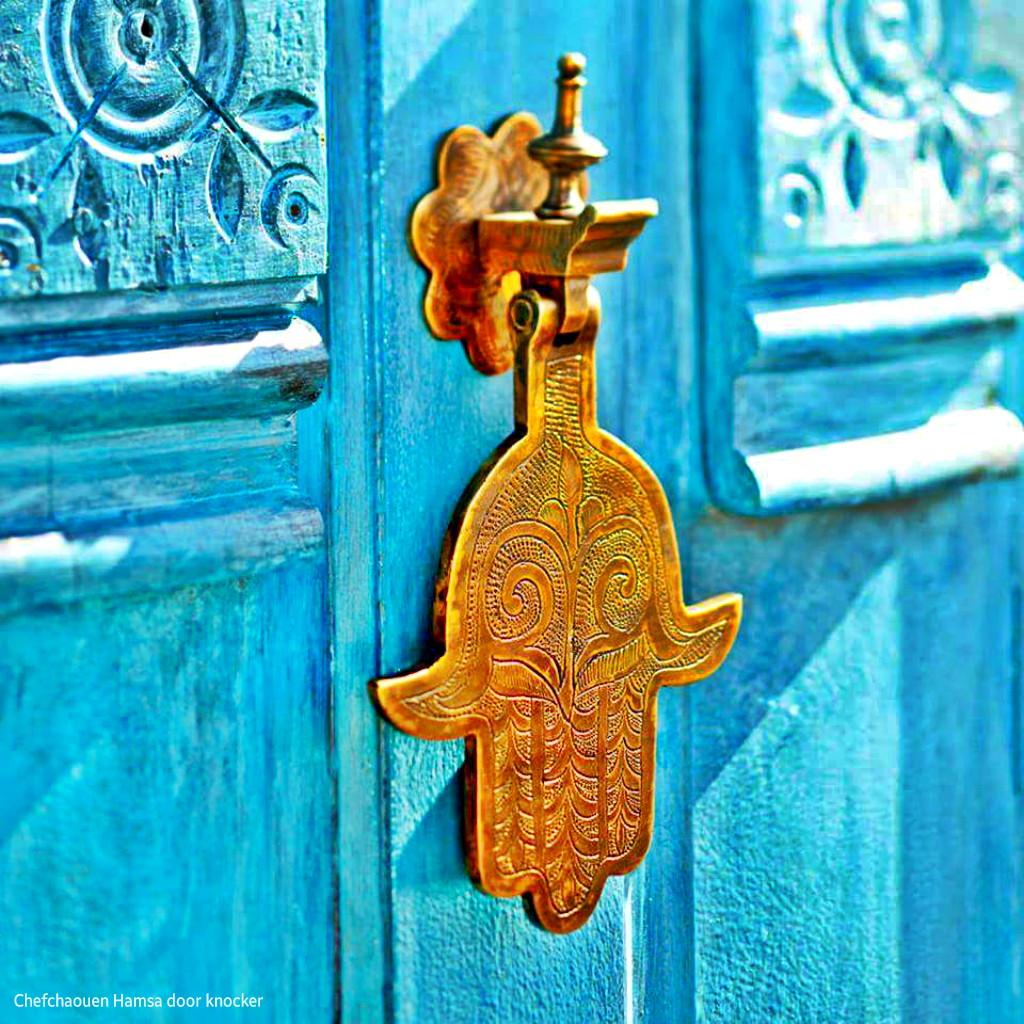 kamsa o la Main de fatma, un porte bonheur en Afrique du Nord 1