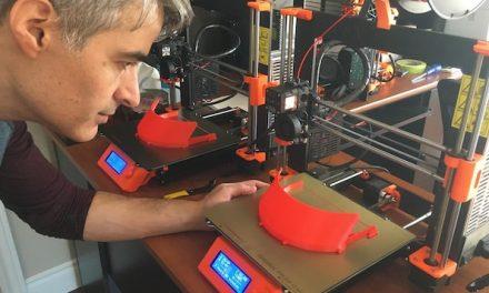 Covid-19 : L'impression 3D à la rescousse