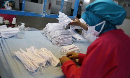 COVID-19: Itex produit 70.000 masques par jour