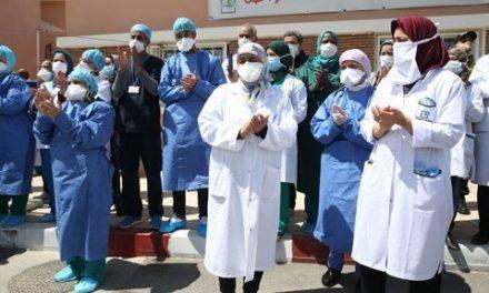 Covid-19: 57 nouveaux cas confirmés au Maroc, 6.798 au total