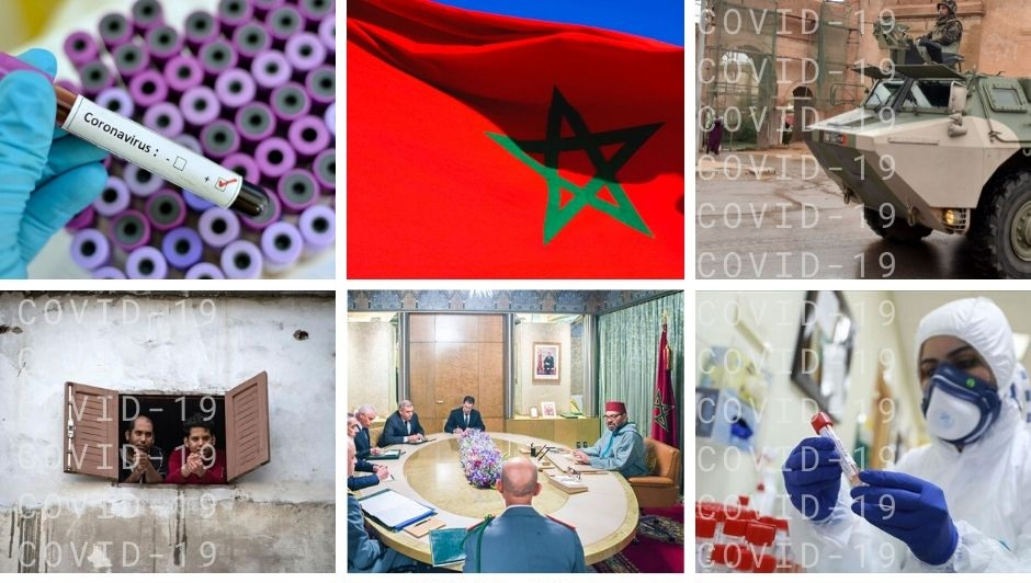 Le Maroc érigé comme modèle de gestion de l'épidémie COVID-19