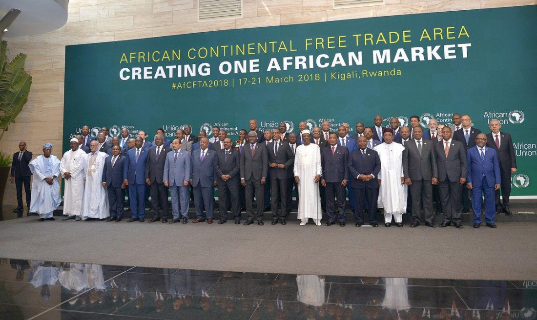 Le lancement de la ZLECAF, un pas qui mérite d'être accéléré pour favoriser la croissance économique en Afrique 1