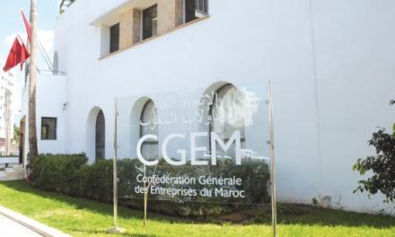 La CGEM présente sa proposition de Plan de Relance économique