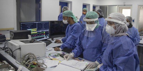 Covid-19/Maroc: 218 nouveaux cas confirmés en 24h, 6.281 au total
