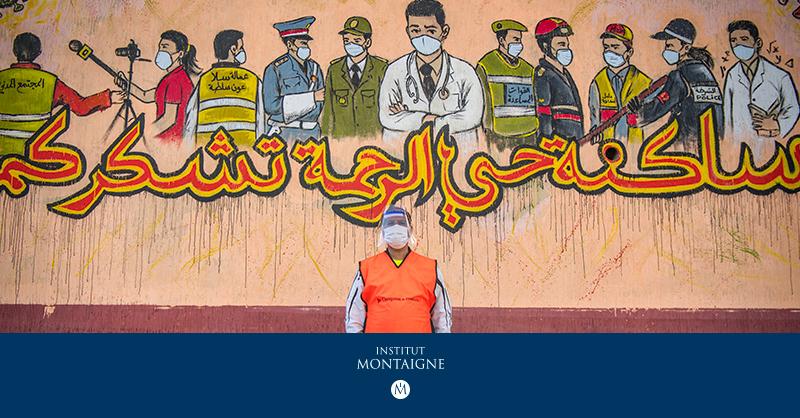 Le Maroc érigé comme modèle de gestion de l'épidémie COVID-19 1