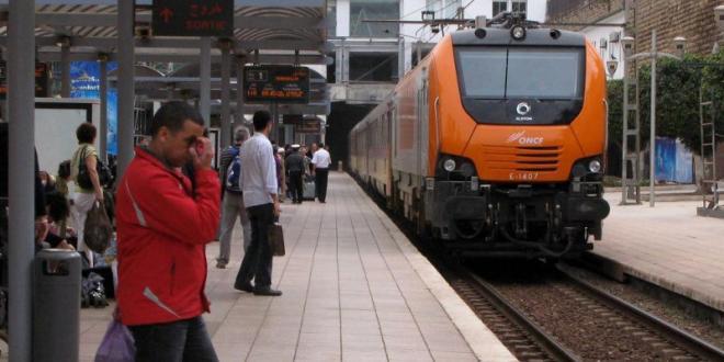 L'ONCF reprend progressivement le trafic ferroviaire à partir du 1er juin