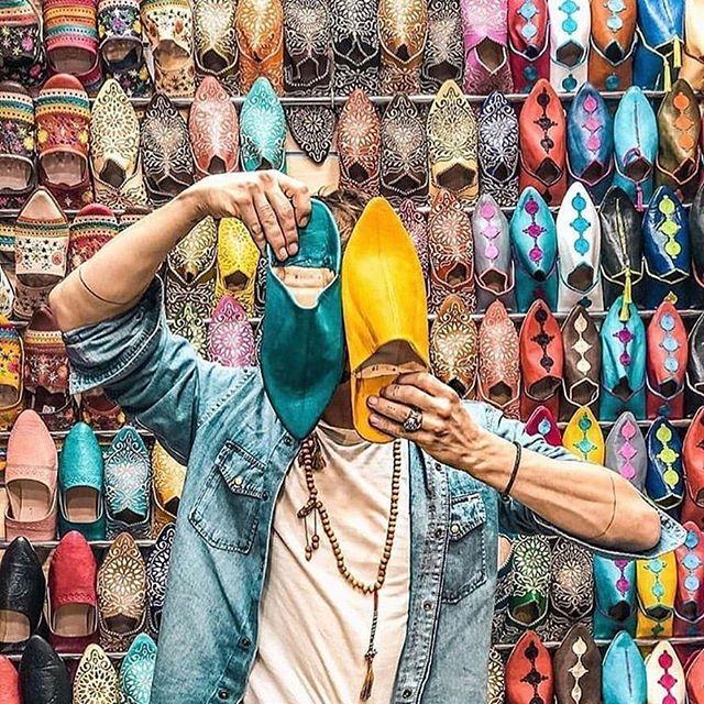 Maroc, le Royaume des Babouches 6