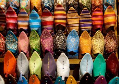 Maroc, le Royaume des Babouches