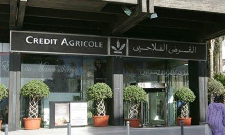 Crédit Agricole du Maroc: Le PNB en hausse de 14% au T1-2020