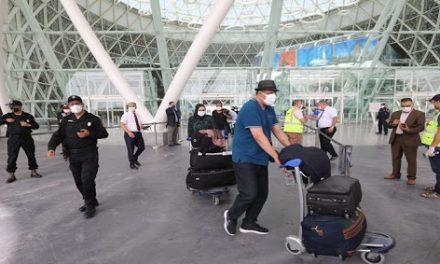 Marocains bloqués à l'étranger : Arrivée de 917 personnes à l'Aéroport Marrakech-Menara