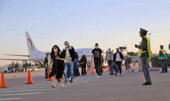 Marocains bloqués à l'étranger: 600 personnes regagnent le Royaume via l'aéroport Agadir-Al Massira