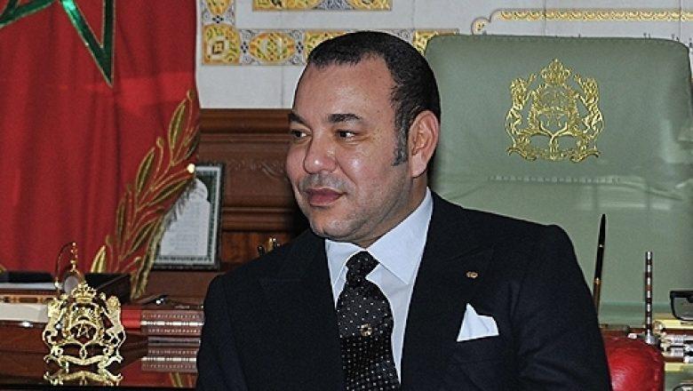 Le Roi Mohammed VI a subi avec succès une intervention  à la clinique du Palais Royal de Rabat
